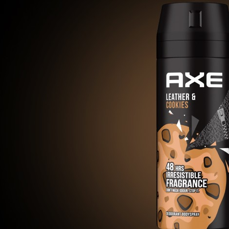 AXE Leather & Cookies
